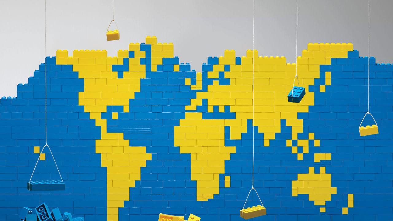 LEGO – un joc perfect pentru imaginatia copiilor