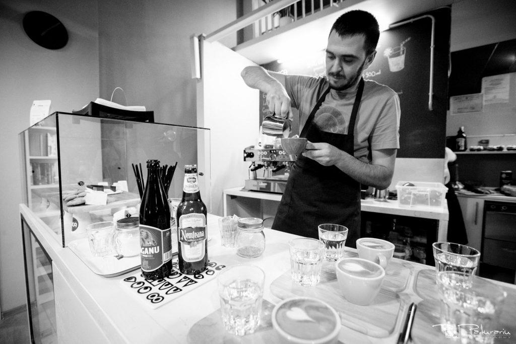 barista Andrei