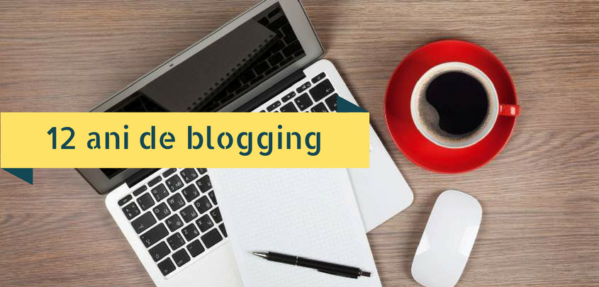 12 ani de blogging