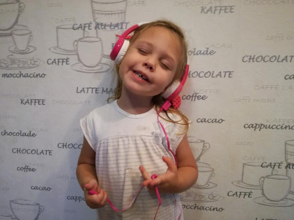 Muzica se simte altfel la castile pentru copii