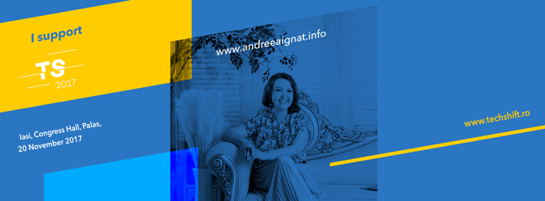 Andreea Ignat TechShift Iasi