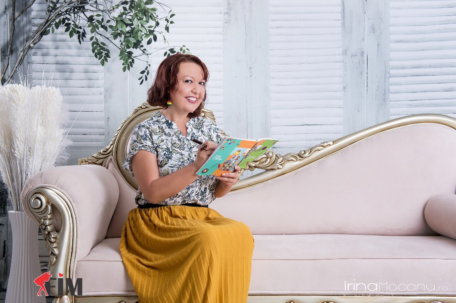 andreea ignat scriitor blogger iasi