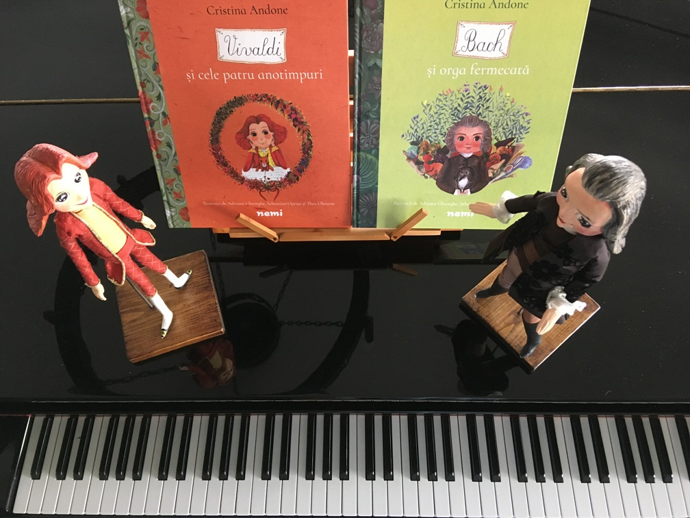 cristina andone povesti din padurea muzicala