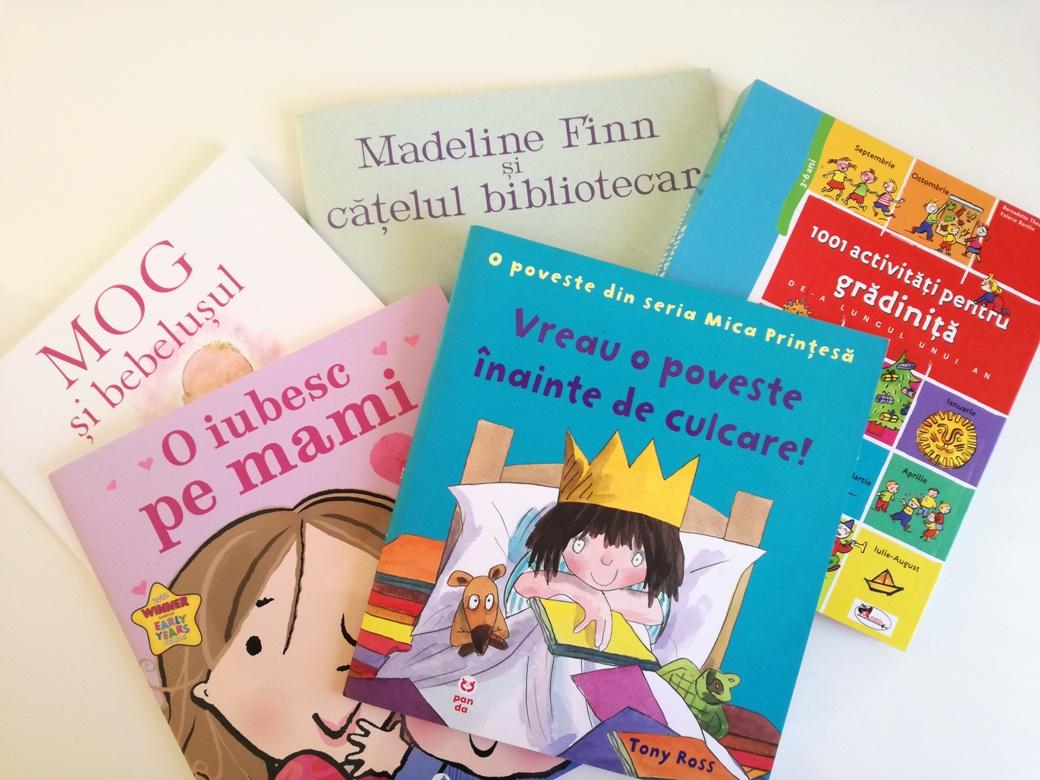 Cum descoperi o carte pentru copii pe zi