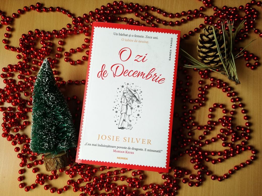 O zi de decembrie: De ziua mea, dau 10 cărți cadou