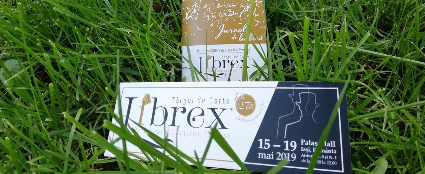 La Iași, plouă cu cărți! A început primăvara LIBREX!