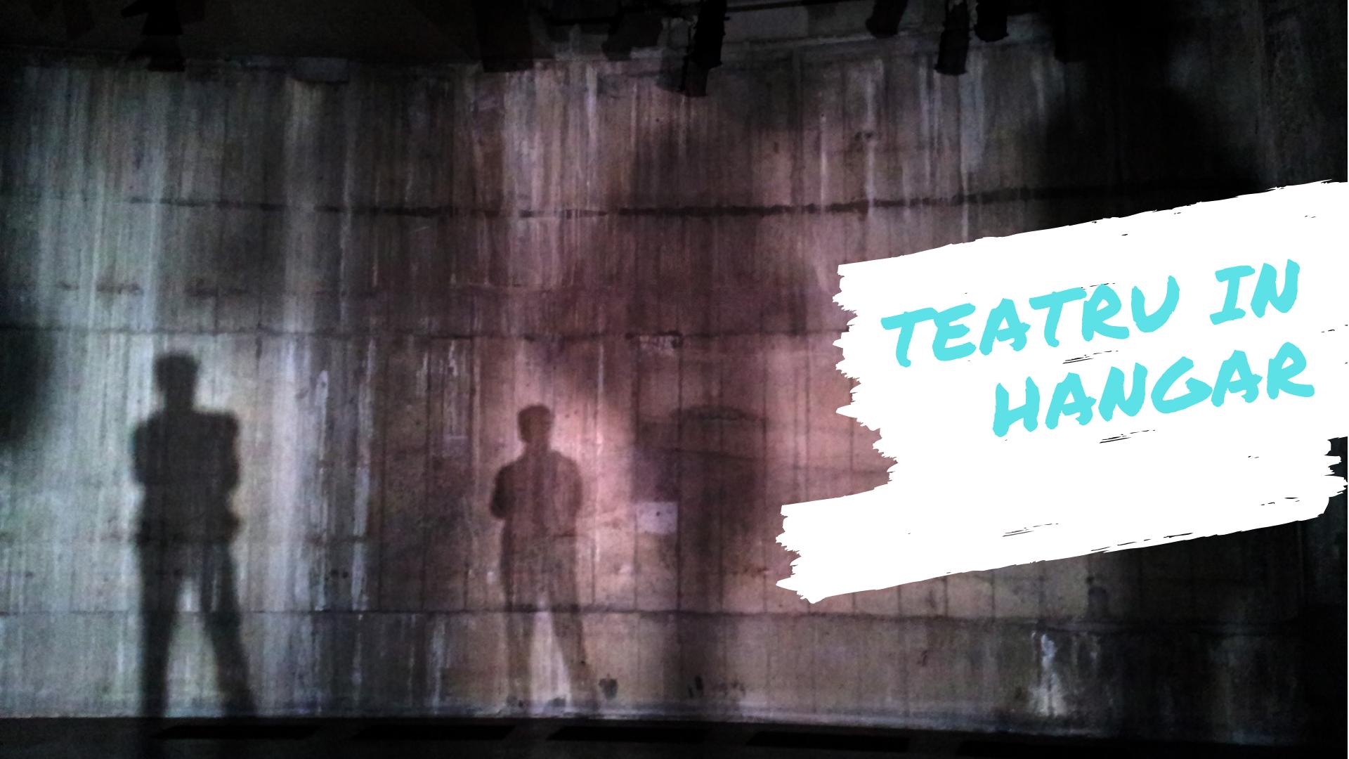 Ce trupe de teatru vor juca anul acesta la Hangariada?