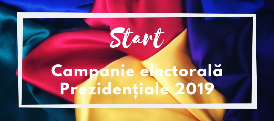 Ce trebuie să știi despre campania electorală pentru Prezidențiale 2019?