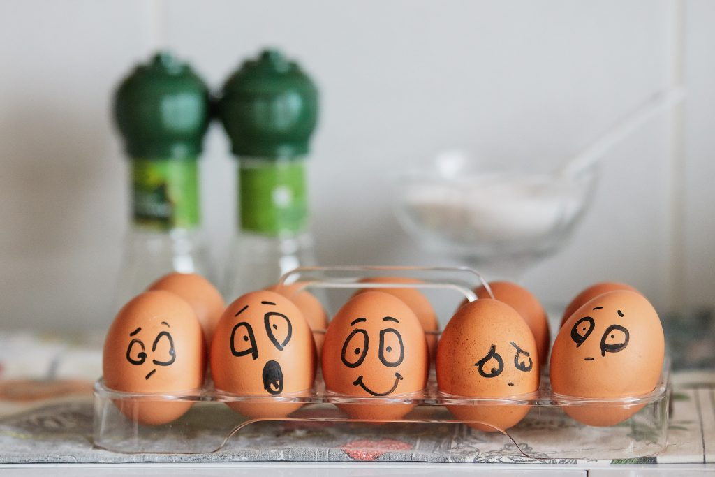 Idee de mic-dejun: ouă