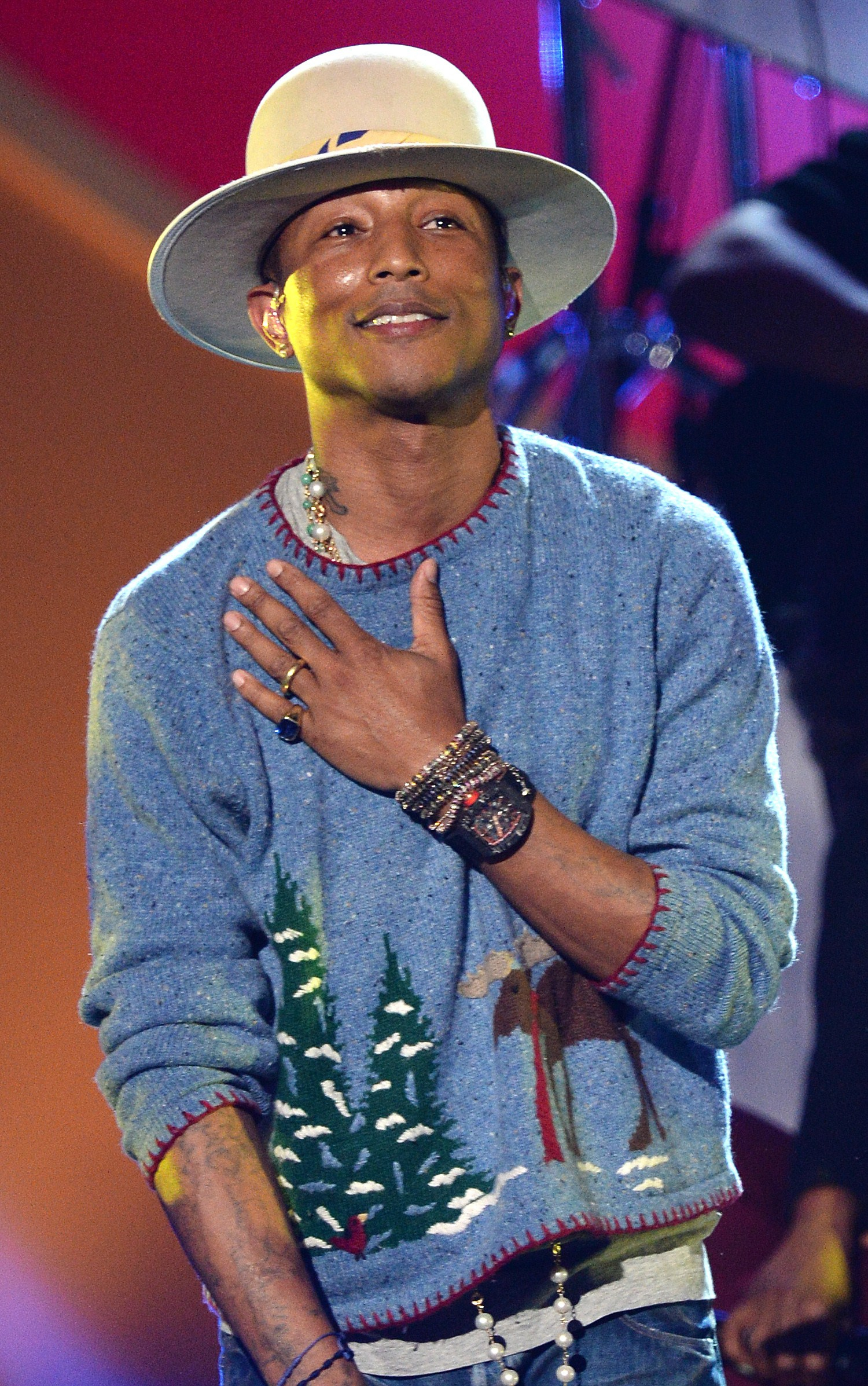 Pharrell Lanscilo Williams