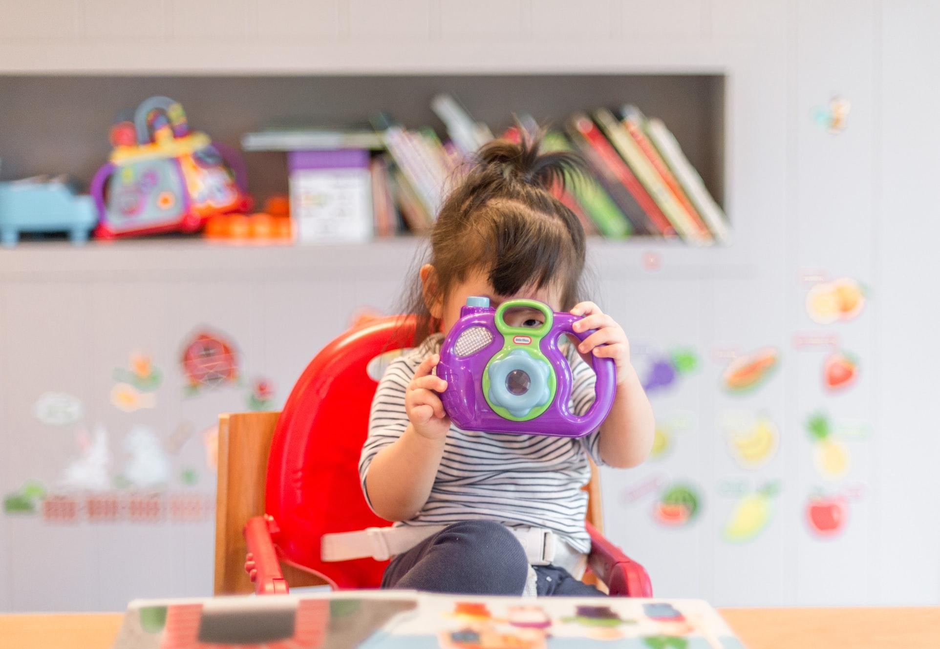 Idei de cadouri de 1 iunie pentru copii între 1 și 3 ani