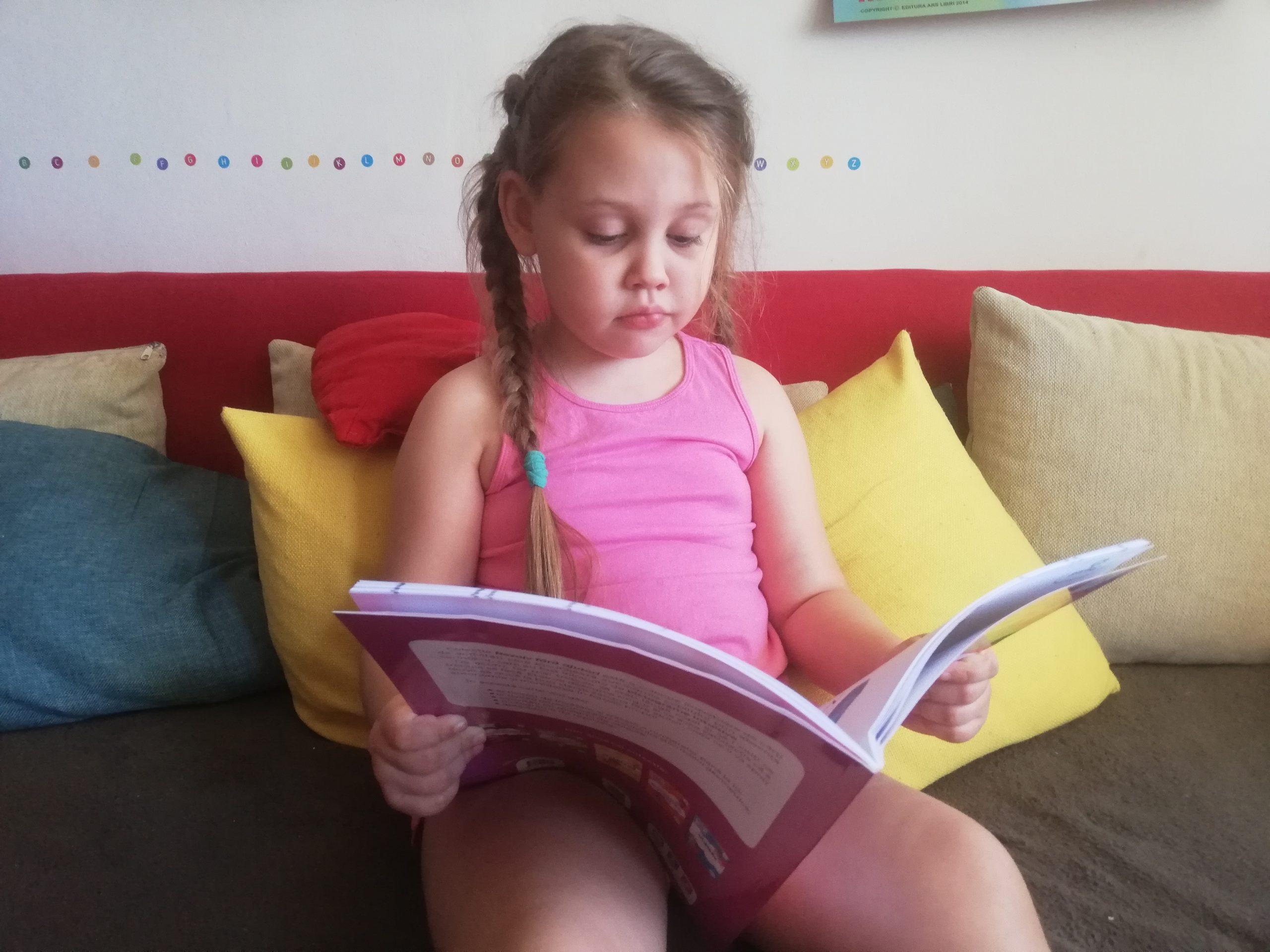 Cum să creștem cititori pasionați?