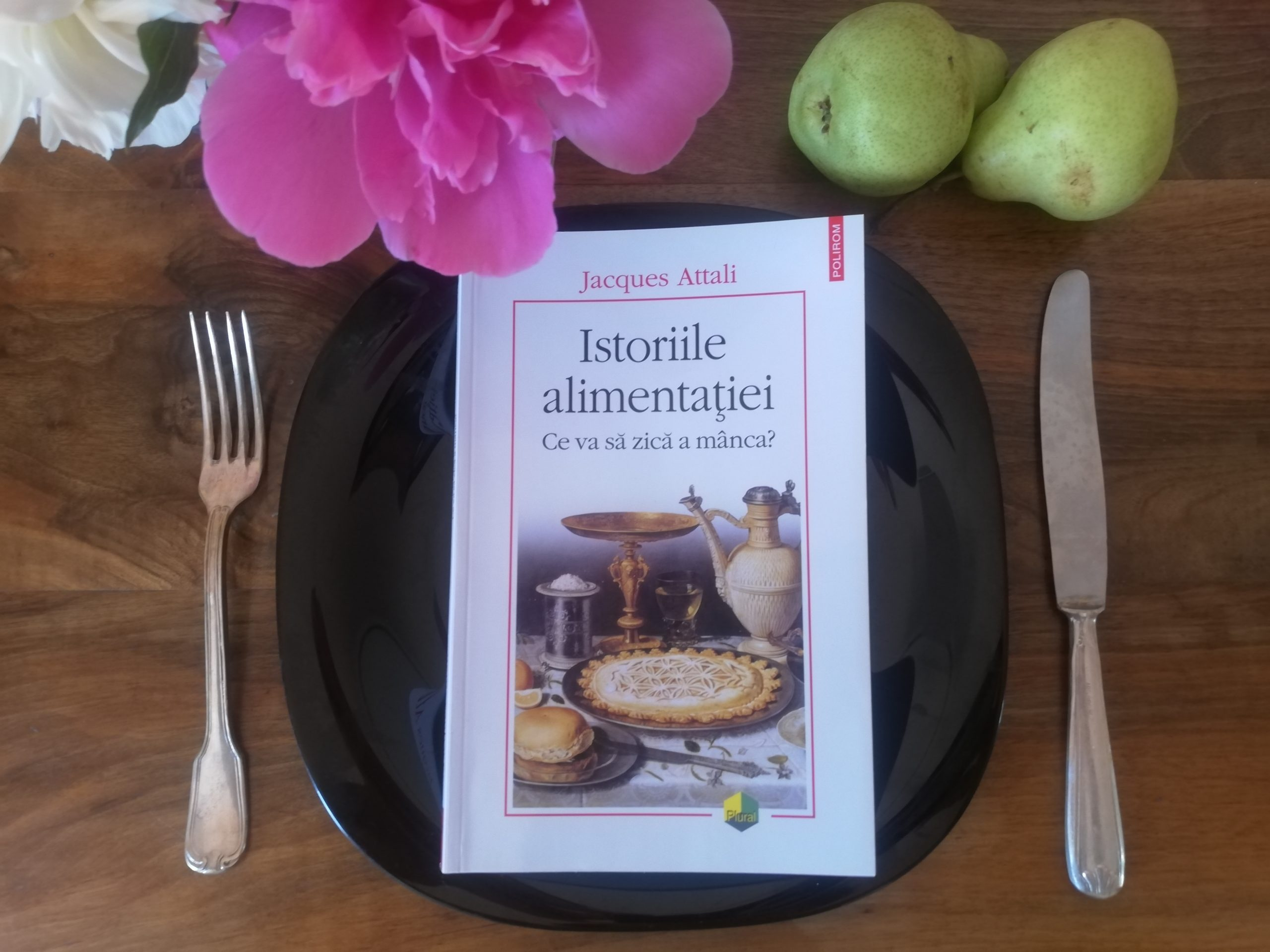 Istoriile alimentației, cartea pe care o veți savura ca pe o mâncare delicioasă