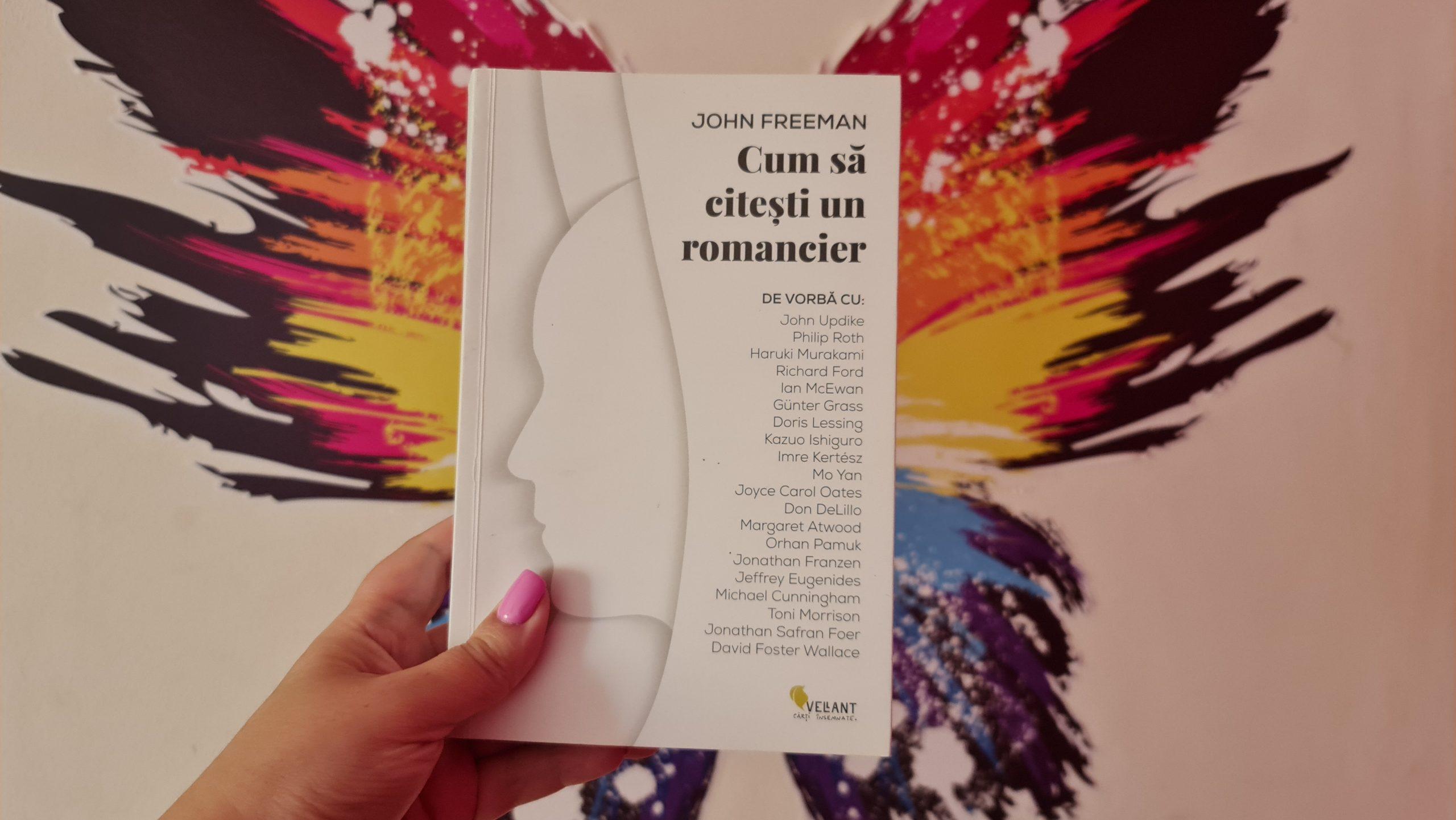 Cum să citești un romancier